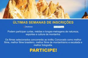 Inscrições Abertas para a Mostra Competitiva da 15ª Mostra Internacional de Filmes de Montanha