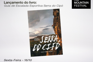 Lançamento de Livro: Guia de Escalada Esportiva da Serra do Cipó