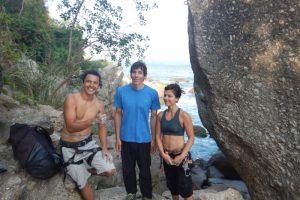 Alex Honnold no Rio de Janeiro
