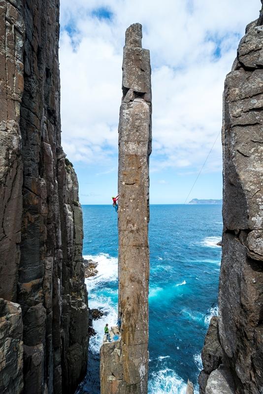 Sonnie Trotter vs. The Totem Pole