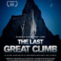 The Last Great Climb