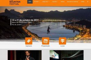 RMF lança site novo para a 16ª edição do Festival
