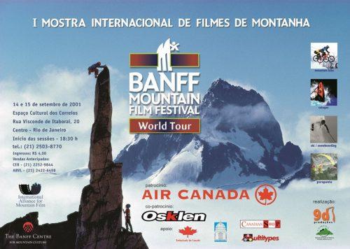 1ª Mostra Internacional de Filmes de Montanha
