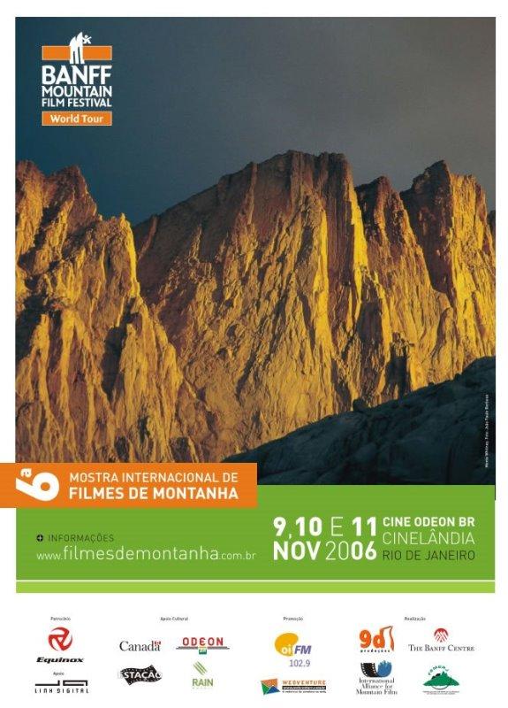 6ª Mostra Internacional de Filmes de Montanha