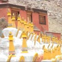 Las Dos Rocas del Tibet