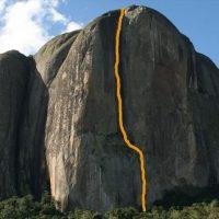 Pedra do Fritz – A parede dos sonhos agora é realidade