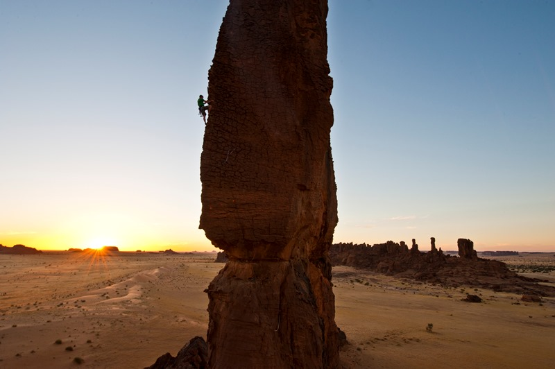 Towers of the Ennedi