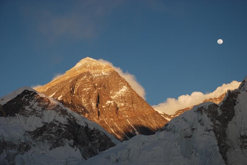 O mais jovem brasileiro no Everest
