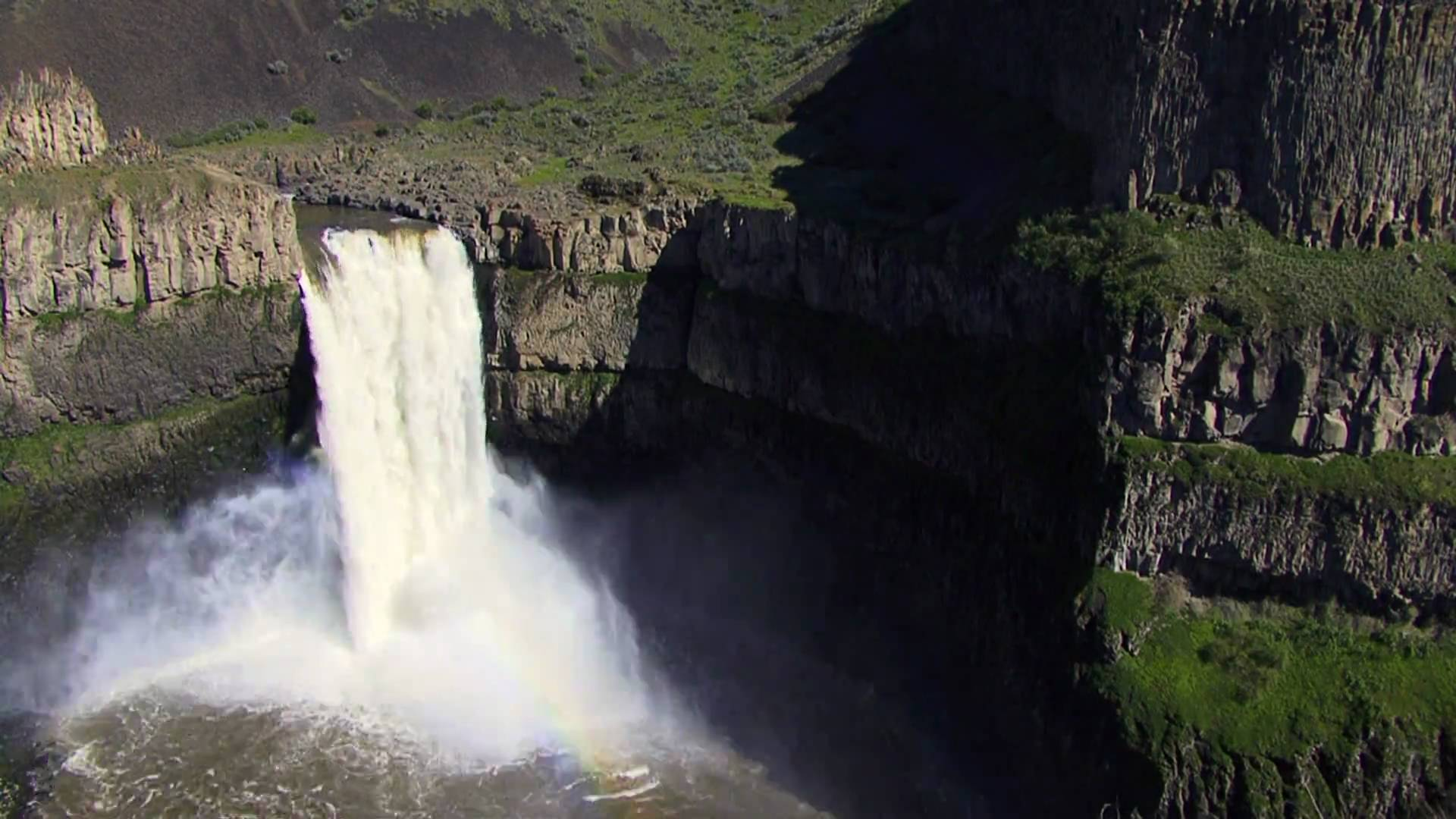 World Record Waterfall Descent