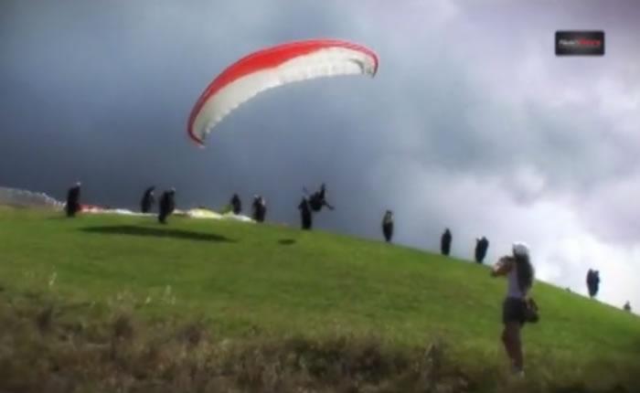 XC - Open World Series 2009 - Mundial de paragliding
