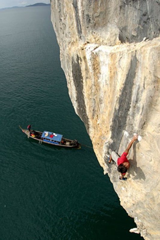 First Ascent: Thailand