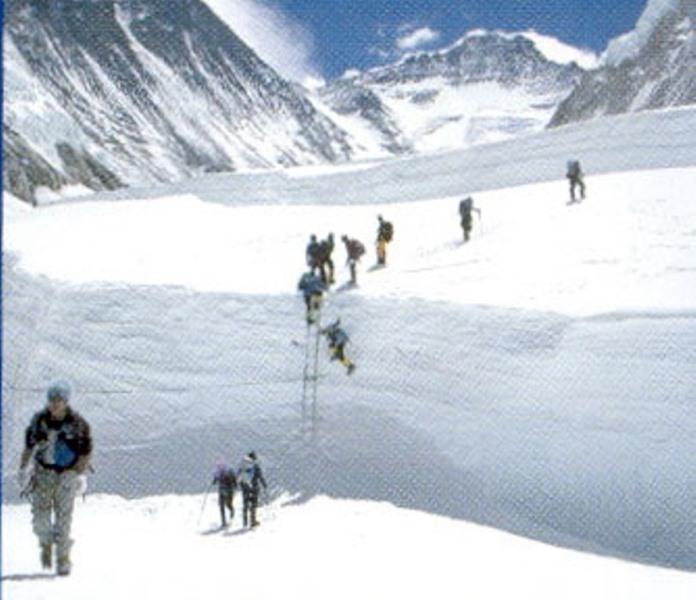 Everest, sueños y realidad