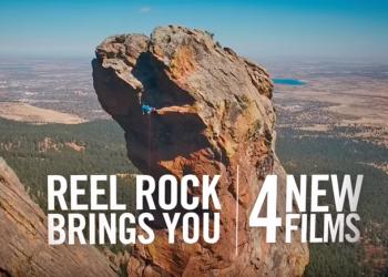 Reel Rock 12 chega ao Rio de Janeiro